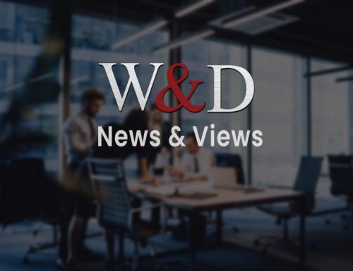 W&D News & Views June 2021